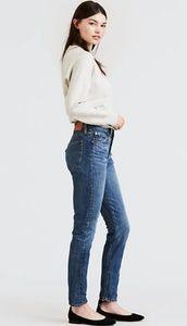 Levi's 501 skinny Jean's